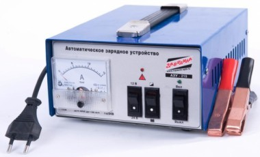 десульфатирующее импульсное зарядное устройство схема