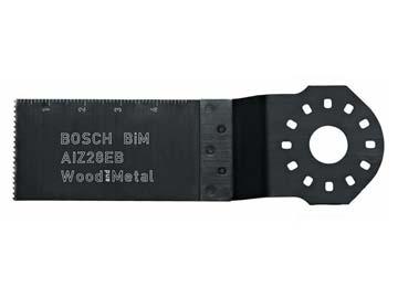 Пильное полотно BIM AIZ 32 APB, Wood and Metal 50 x 32 мм (BOSCH), Швейцария