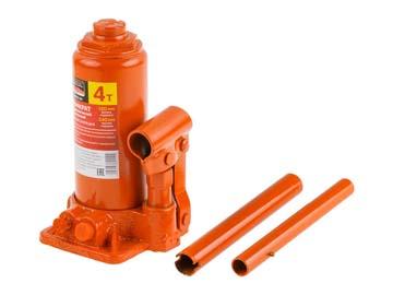 Домкрат гидравлический 6т бутылочный STARTUL AUTO (ST8011-06) (h min 185мм, h max 355мм), Китай