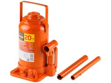 Домкрат гидравлический 20т бутылочный STARTUL AUTO (ST8011-20) (h min 235мм, h max 440мм), Китай