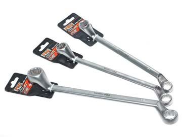 Ключ накидной 8х9мм PRO STARTUL (PRO-30809) (матовый хром), Индия