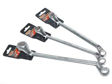 Ключ накидной 30x32мм PRO STARTUL (PRO-33032) (матовый хром), Индия