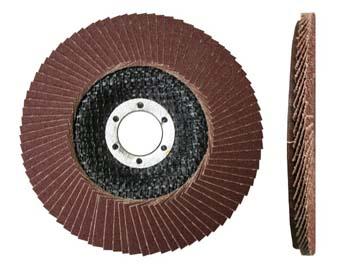 Круг лепестковый 150х22мм А60 плоск. КЛТ1 (Луга) (LUGAABRASIV), Россия
