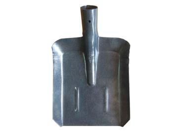 Лопата совковая с рёбрами жёсткости (Рубин-7), Россия