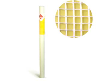 Стеклосетка малярная 2х2, 1мх10м, 55гр/м2, Mini (LIHTAR), Китай