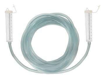 Гидроуровень 20м ВОЛАТ (толщина стенки шланга - 1, 2мм, не перегибаются при эксплуатации), Россия