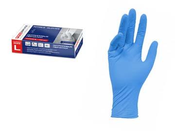 Перчатки нитриловые Standard, 100 шт., размер L, PROservice, Китай