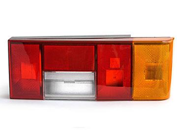 Корпус с рассеивателем левый ВАЗ-2108, 2109, 21099 (аналог ДААЗ)