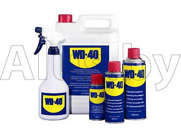 Жидкость WD-40, 5 л (очистительно-смазочная смесь) WD40-5000