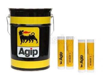 Смазка 18кг - пластичная AGIP Grease LC 2 - 18 кг загуститель литий комплекс