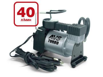 Автомобильный компрессор AVS Turbo KA 580 43001