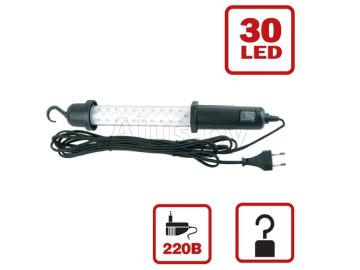 Светильник переносной CD306B 30LED 220 В