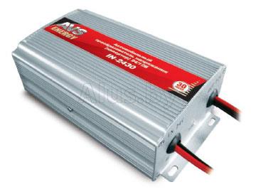 Автомобильный инвертор AVS 24/ 12V IN-2430 (30A) AVS 43898