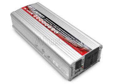 Автомобильный инвертор AVS 24/ 220V IN-1500W-24 AVS 80325