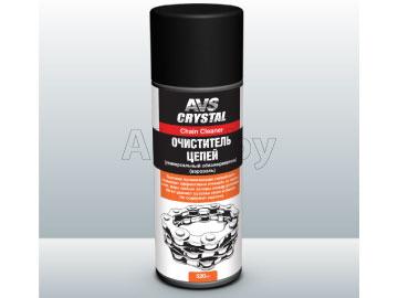 Очиститель цепей (универсальный обезжириватель)(аэрозоль) 520 мл. AVK-039