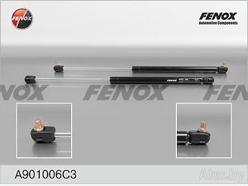 Упор газовый М-2141, VW Golf III, Ford Scorpio L=500, l=290, 400N Fenox артикул A901006C3