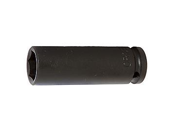 """Головка 6-гранная для пневмоинструмента L=85 мм as-draive 21 мм 1/ 2"""""""