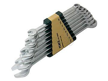 Набор ключей комбинированных 7 предм. дюймовые