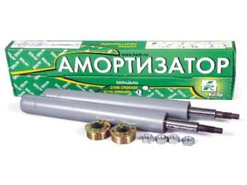 Амортизатор ВАЗ-2110-12 (вкладыш) передний масл. , Кедр