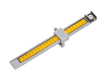 AUTOMOTIVE линейка измерительная для литых колес для балансировочного станка