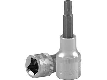 """Насадка торцевая 1/2""""DR с вставкой-битой TORX®, Т70, 100 мм"""