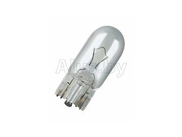 Лампа автомобильная накаливания 12V, 6W,  W2.1X9.5D (с повышенным световым потоком для индивидуального освещения)