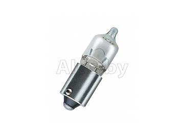 Лампа автомобильная накаливания 12V, 6W,  BAX9S ULTRALIFE (однонитиевая для габаритных фонарей и стояночного света)