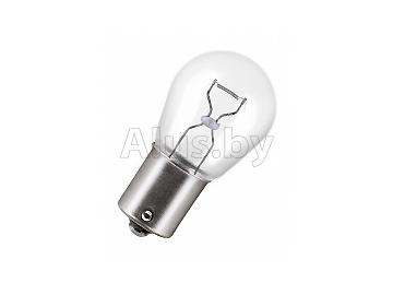 Лампа автомобильная А 12V 21 W BA15S (стоп, габариты) [3, 9]