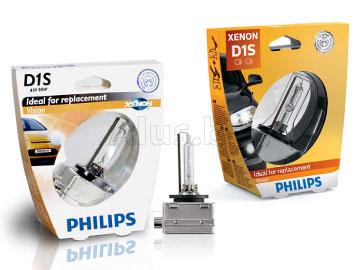 Лампа автомобильная газоразрядная D1S Vision, 85V, 35W, PK32d-2