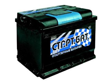 Аккумуляторная батарея 6СТ-90 А/ ч, 700 А, 353х175х190 мм, 26 кг СТАРТБАТ