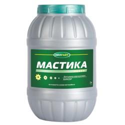 "Мастика битумно-каучуковая ""Бикор"""