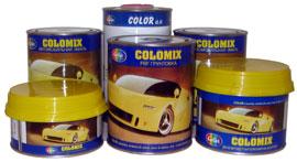 Продукция Colomix