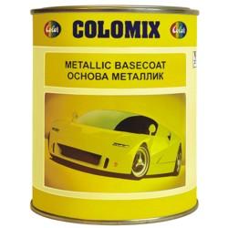 Краска металлик Colomix