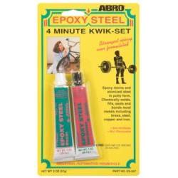 Клей «Эпокси-металл» Abro ES-507 (57 г)