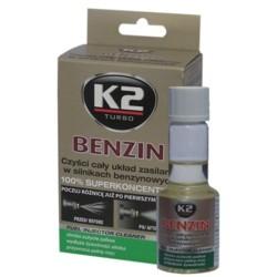 Присадка в топливо «Очиститель инжектора» K2