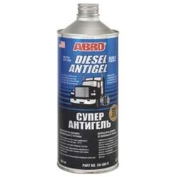 """Присадка в дизтопливо """"Супер-антигель"""" Abro DA-500-R (964 мл)"""