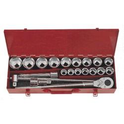 Наборы инструмента Force 6201 и 6201В (3/4″)