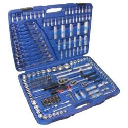 Набор инструмента King Roy 215MDA, 215 предметов