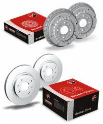Тормозные диски и барабаны FENOX Global Group
