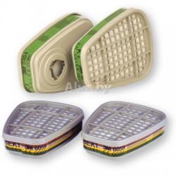 Фильтры для защиты от газов и паров 3МТМ серии 6000