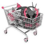 Поиск и заказ товаров без регистрации