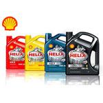 Моторные масла Shell - оптовая торговля по специальным ценам