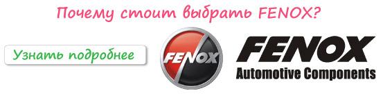 Как купить автозапчасти FENOX?
