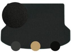 Автоковры в багажник из ворса с окантовкой